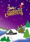 欢快节日0090,欢快节日,中国传统,动物 圣诞节 礼物