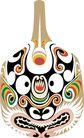 马勺脸谱0001,马勺脸谱,中国传统,