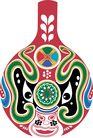 马勺脸谱0012,马勺脸谱,中国传统,