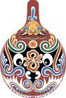 马勺脸谱0033,马勺脸谱,中国传统,