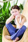 瑜伽休闲0062,瑜伽休闲,休闲,靠椅 休闲 绿叶