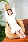 瑜伽休闲0067,瑜伽休闲,休闲,佳丽 摇椅 木板