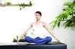 瑜伽休闲0096,瑜伽休闲,休闲,打坐 修身 养性