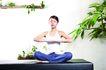瑜伽休闲0097,瑜伽休闲,休闲,呼吸 休闲 保健