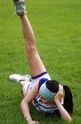 瑜伽运动0025,瑜伽运动,休闲,抬腿 踢腿 舞蹈