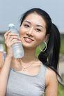 瑜伽运动0039,瑜伽运动,休闲,矿泉水 纯净水 表情