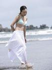 美丽海滩0042,美丽海滩,休闲,踏浪