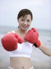 美丽海滩0043,美丽海滩,休闲,拳套 女子拳击