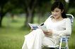 美丽青年0064,美丽青年,休闲,靓女 椅子 杂志