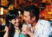节日夜晚0062,节日夜晚,休闲,恋人 酒吧 餐厅