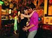 节日夜晚0066,节日夜晚,休闲,舞厅 双人舞 拥抱