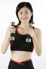 运动瘦身0033,运动瘦身,休闲,锻炼 臂力 举起