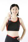 运动瘦身0037,运动瘦身,休闲,玻璃杯 杯子 端起