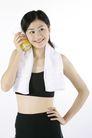运动瘦身0041,运动瘦身,休闲,健康女性 毛巾