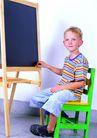 欢乐儿童0048,欢乐儿童,儿童,黑板 椅子