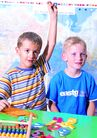 欢乐儿童0057,欢乐儿童,儿童,积极的儿童 举手 地图
