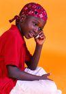 欢乐儿童0070,欢乐儿童,儿童,红头巾 红色T恤