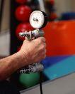 身体保养0037,身体保养,医疗,计时器 握着 老年人的手