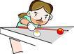 台球0005,台球,卡通人物,台球 桌球 测量 估计 比量