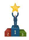 漫画商业人物0012,漫画商业人物,卡通人物,获奖 竞争 比赛 名次 冠军