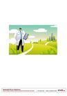 漫画商业人物0014,漫画商业人物,卡通人物,科学 技术 农业 科学家 实验