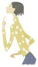 逛街购物0021,逛街购物,卡通人物,佳人 服装 时尚