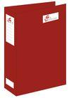 事务用品VI模板0103,事务用品VI模板,商业VI设计模板,文件夹 办公用品 红色