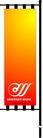 旗帜标示VI模板0128,旗帜标示VI模板,商业VI设计模板,