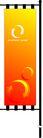 旗帜标示VI模板0164,旗帜标示VI模板,商业VI设计模板,