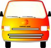 车辆广告VI模板0422,车辆广告VI模板,商业VI设计模板,