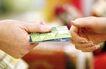 商业博弈0059,商业博弈,商业,超市 结账 递卡