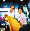 商业服务0024,商业服务,商业,男女 商场 衣服