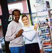 商业服务0025,商业服务,商业,夫妇 杂志 服务