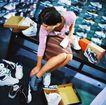 商业服务0038,商业服务,商业,试鞋 新款 鞋盒