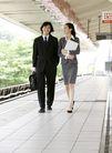 商业通勤0037,商业通勤,商业,并行 步行 火车站