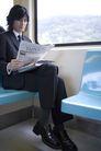 商业通勤0066,商业通勤,商业,读报