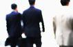 商旅生活0097,商旅生活,商业,背影 上班 匆忙