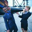 生意观念0095,生意观念,商业,同事 扩音器 取闹