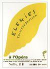 保罗考克斯作品0009,保罗考克斯作品,广告,美术 设计 字体 图案 黄色