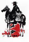 格巴特.施瓦作品0101,格巴特.施瓦作品,广告,骑马 骑士 坐骑