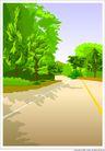 外界风景0199,外界风景,时尚卡通,公园