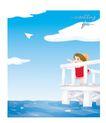 外界风景0228,外界风景,时尚卡通,海景 海涛