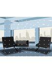 建筑风景0132,建筑风景,时尚卡通,室内 沙发 装修 内景 玻璃窗