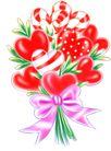 花,恭贺庆典,时尚卡通,花朵 漂亮 礼品