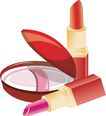 生活用品0134,生活用品,时尚卡通,化妆盒 妆扮 女性用品 日常化妆 粉底盒