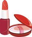 生活用品0139,生活用品,时尚卡通,口红 日用品 镜子