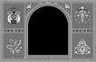 分层设计元素0288,分层设计元素,标识,