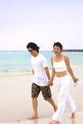 两人生活0038,两人生活,生活,牵手 散心 海滩