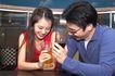 两人生活0055,两人生活,生活,茶餐厅 谈恋爱 羞涩笑容