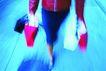 今日购物0053,今日购物,生活,街上 女士 提袋子